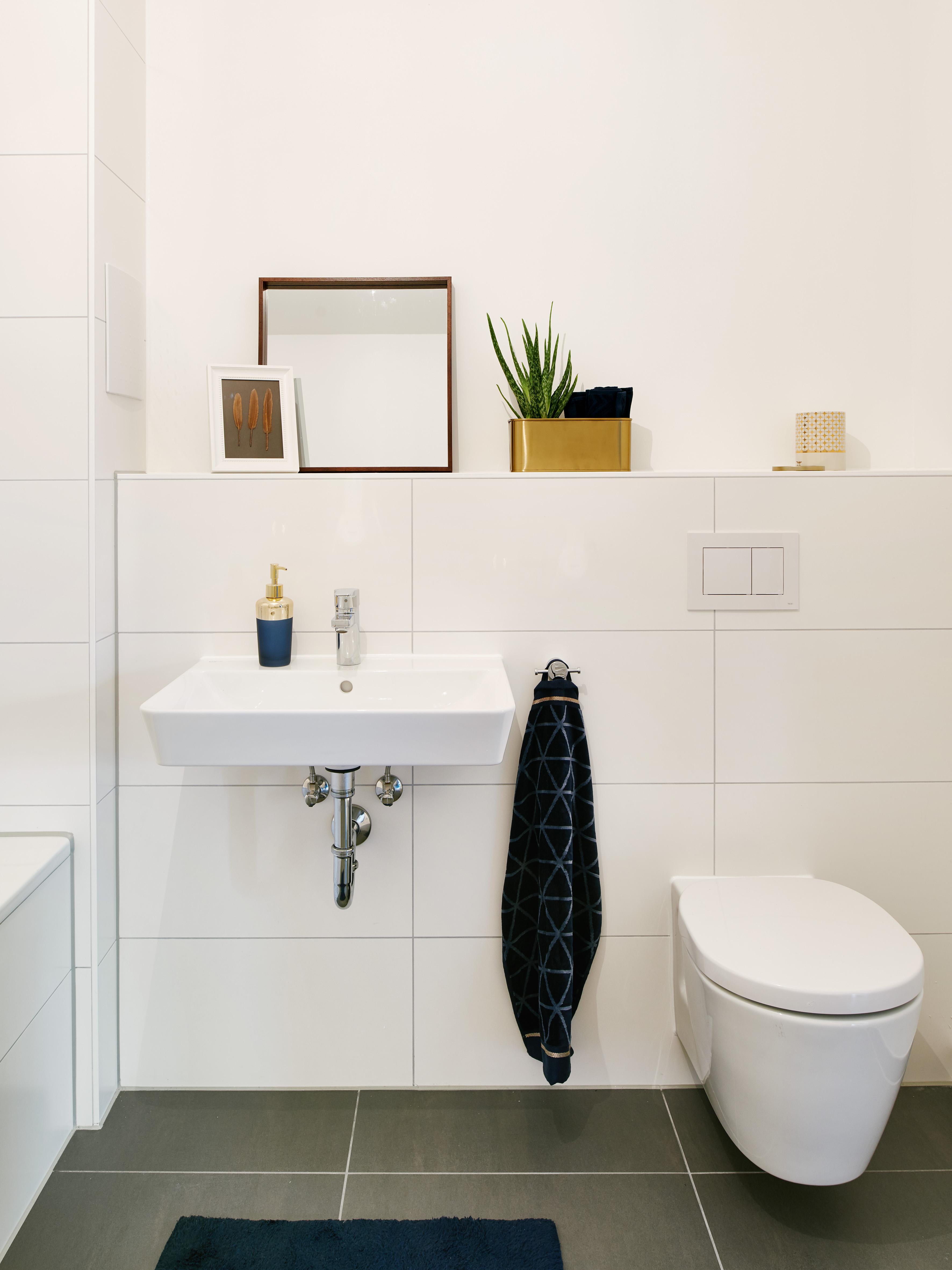 schlicht und hochwertig dekoriert, Vermietung, Butschal Immobilien