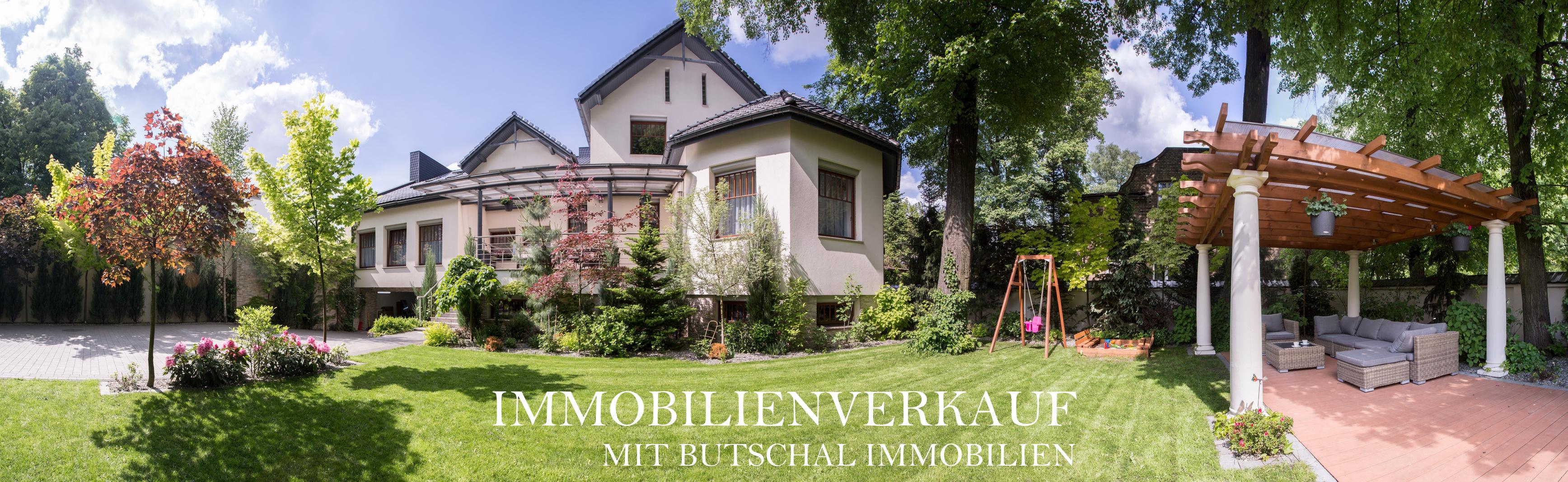 Immobilienverkauf mit Butschal Immobilien
