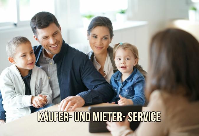 Käufer- und Mieterservice